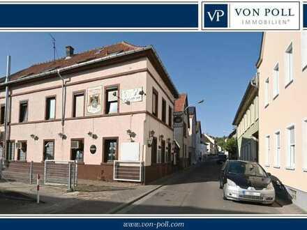 Wohn- & Geschäftshaus nahe der Fußgängerzone von Grünstadt