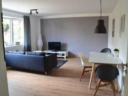 Erstbezug: Neu möblierte 2,5 Zimmer-Wohnung in ruhiger Lage von Hochdorf