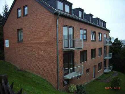 Preiswerte, sofort beziehbare 3-Zimmer-Hochparterre-Wohnung mit Balkon in Stolberg (Rheinland)