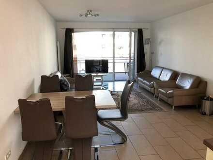 Möblierte Wohnung 3-Zimmerwohnung mit Balkon (ohne Makler)