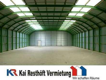 Lagerhalle 600 qm - z.B. für Messeaussteller, Autos, Möbel oder als Zwischenlager