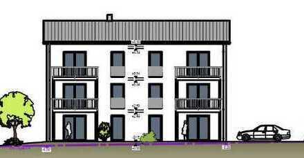 Neubauwohnungen in einem 6-Familienhaus in Roding