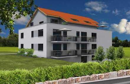Moderne Dachgeschloss-Eigentumswohnungen (2 Raum-WE08) - BARRIEREFREI - KEINE KÄUFERPROVISION
