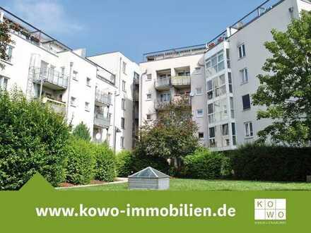 Solide Kapitalanlage in beliebtem Wohnpark von Halle an der Saale!
