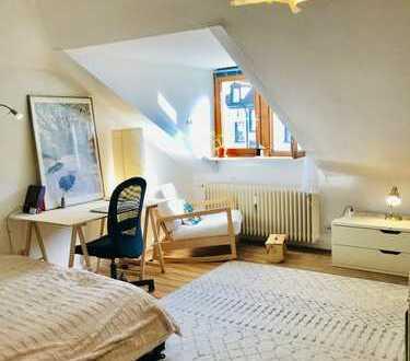 Stilvolle 2-Zimmer-Wohnung in Westadt Heidelberg