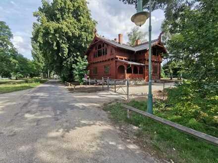Wohnen im Denkmal - willkommen in der Kaiserlichen Matrosenstation Kongsnaes zu Potsdam Wasserblick