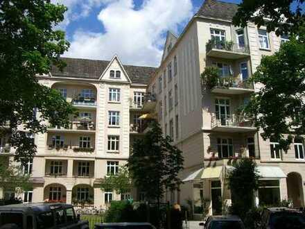 Bes. 1. Juli um 18.30 Uhr Schöne 4 Zimmer Wohnung in der Isestraße