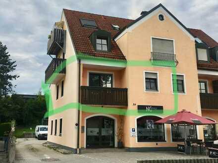 Südbalkon, 740 €, 55 m², 2 Zimmer, Küche Bad