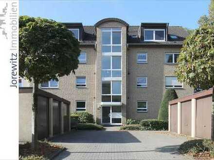 KEINE KÄUFERPROVISION: Bi-Brackwede: Schicke und gut geschnittene 3 Zimmer-Wohnung mit Balkon