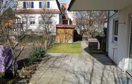Exklusive, gepflegte 3-Zimmer-EG-Wohnung mit eigenem Garten in Mössingen (zentral)