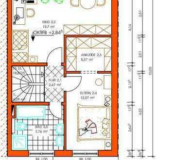 Erstbezug einer neugebauten Doppelhaushälfte in ruhiger Lage von St.Leon