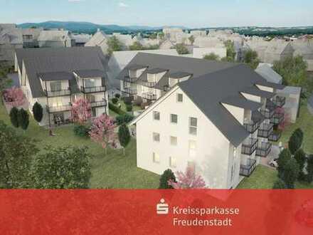 Seniorenwohnungen mit qualifizierter Betreuung in Pfalzgrafenweiler