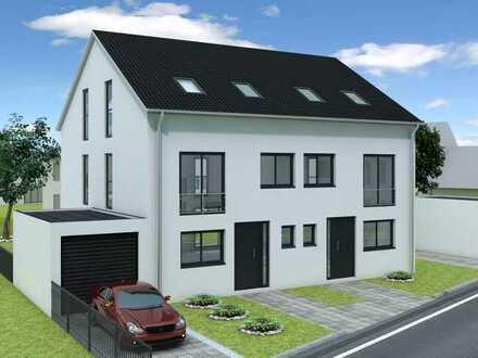 NEUBAU !!! Projektiertes schlüsselfertiges Doppelhaus in Wilhelmsfeld