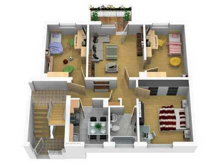 4-Zimmerwohnung in Bergheim-Oberaußem