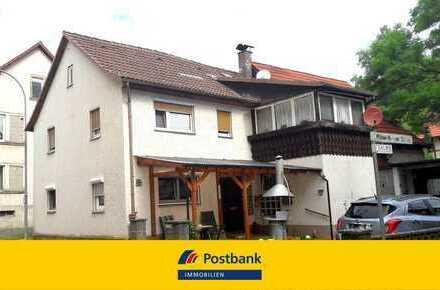 Auch als Zweifamilienhaus oder Haus mit Ferienwohnung nutzbar !