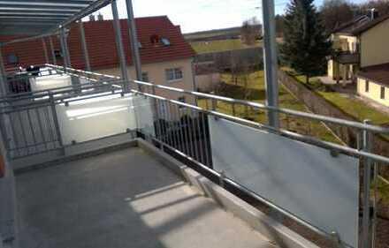 2-Zi Neubauwohnung mit Balkon in Erding