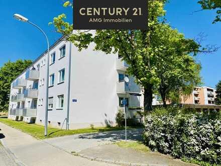 Kapitalanlage - schöne 2-Zimmer Wohnung mit Balkon