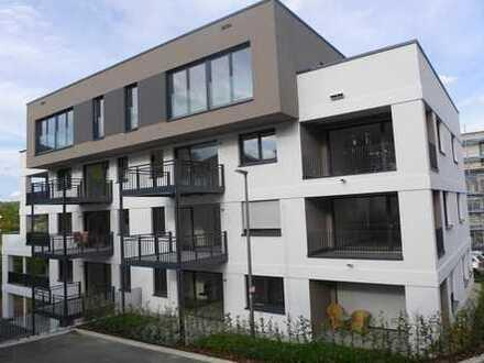 Sonnige Dachgeschosswohnung mit großer Terrasse im Herzen von Pegnitz
