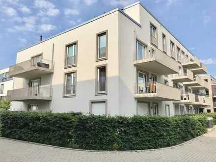 Dachterrassenwohnung mit Fahrstuhl, Tiefgaragenstellplatz und Parkett im Wissenschaftspark!