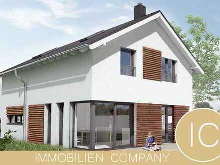 Baugrundstück inkl. genehmigter Projektierung für ein Einfamilienhaus