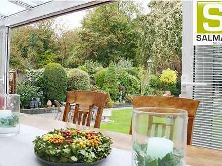 +++Exklusiver Wohntraum mit großem Sonnengarten und Wintergarten.+++