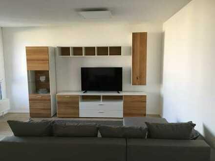 komplett neu möblierte 2-Zimmer Wohnung in Stuttgart Nord