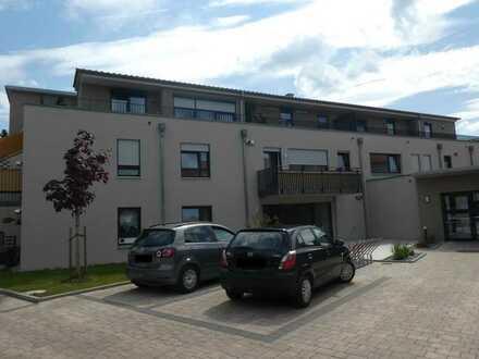 Betreutes Wohnen in 2-Zimmer-Penthouse-Wohnung mit Dachterrasse und EBK in Leitershofen