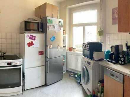 Entspanntes 14 m² Zimmer in Pieschen sucht neuen Bewohner