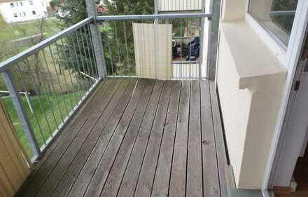 ==Schöne 1.Zimmerwohnung mit Balkon==