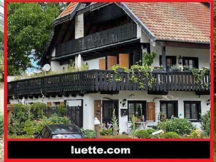 RESERVIERT - Maisonette – ETW, ca. 211 m² Wohnfl. lt. Teilungserklärung, Kachelofen, grosser Blk....