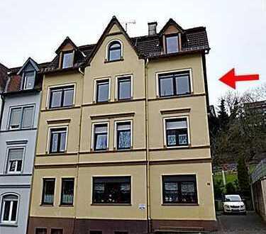 Großzügige Wohnung mit Balkon nahe Stadtzentrum