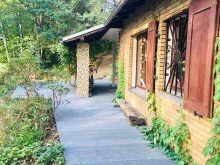 Einzigartiges Wochenendhaus am Waldrand in Alleinlage im hohen Westerwald