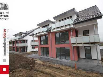 == Neubauwohnung EW 3 - Detmolder Str. 684a in Bielefeld - Ubbedissen ==