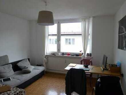 Ideal geschnittenes 2 Zimmer-Apartment in zentraler Lage und UNI-Nähe!
