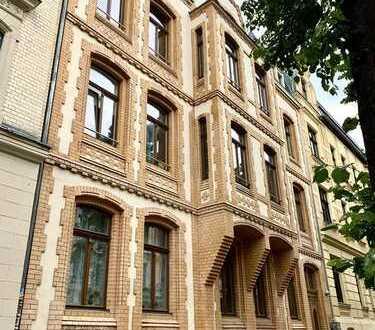 Zukunftsvorsorge mit Kapitalanlage: 5-Raum ETW mit Gartennutzung und Balkon im Paulus-Viertel