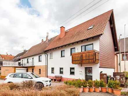 Doppelhaus mit viel Platz für Zwei Familien