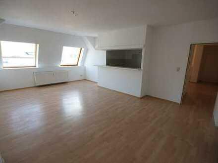 Schöne 3-Zimmer-Dachgeschosswohnung in Eberswalde