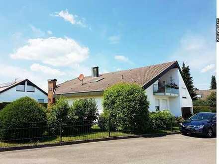 Viel Platz zum Wohnen und Wohlfühlen! 2-Familienhaus mit Garten in Sindelfingen-Maichingen