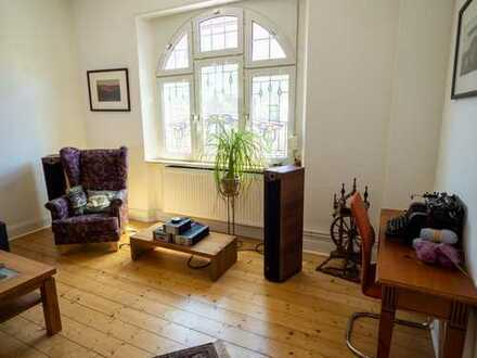 3-Zimmer-Wohnung mit Balkon und Gartenanteil in Wöllstein