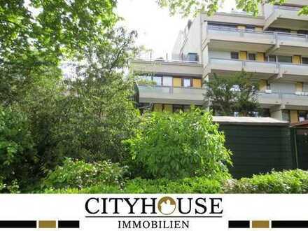 CITYHOUSE: Modernisierte 4 Zimmer Maisonette-Wohnung mit Garten, im Herzen von Köln-Weiden