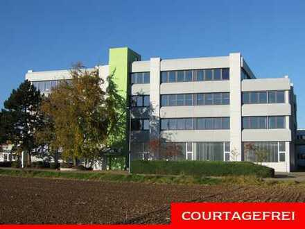 Helle Büroflächen vor den Toren Stuttgarts