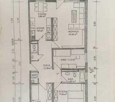 Schöne & Helle ETW 4,5 ZKB/Loggia und Garage