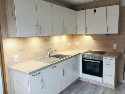 Erstbezug nach Sanierung mit Einbauküche: attraktive 3,5-Zimmer-Wohnung in Talheim