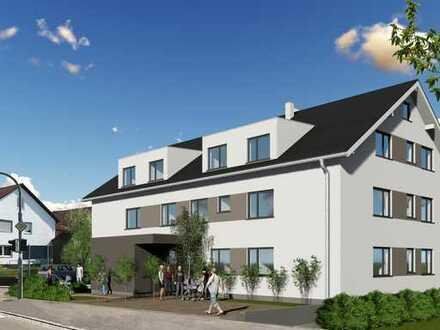 3-Zimmer-Dachgeschosswohnung in Iggingen