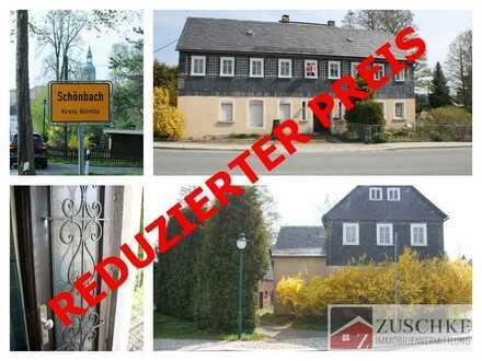 Schönbach - Ihr zukünftiges Mehrgenerationenhaus mit Platz für ihre Familie
