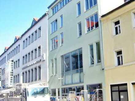 Großzügige Einzelhandelsfläche in der Regensburger Fußgängerzone