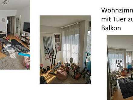 Moderne, gepflegte 2-Zimmer-Wohnung mit Balkon, EBK und Tiefgarage im Zentrum von Speyer