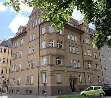 tolle 3-ZKB Wohnung in kernsaniertem Mehrfamilienhaus in der Augsburger Altstadt
