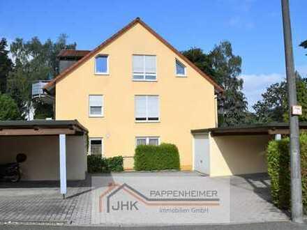 wunderschöne 4-Zimmer-Wohnung mit Blick ins Grüne im Ortsteil Weiherhof