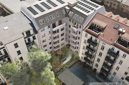 """""""Reichpietsch 11"""" - zentrales Wohnen mit Parkblick"""